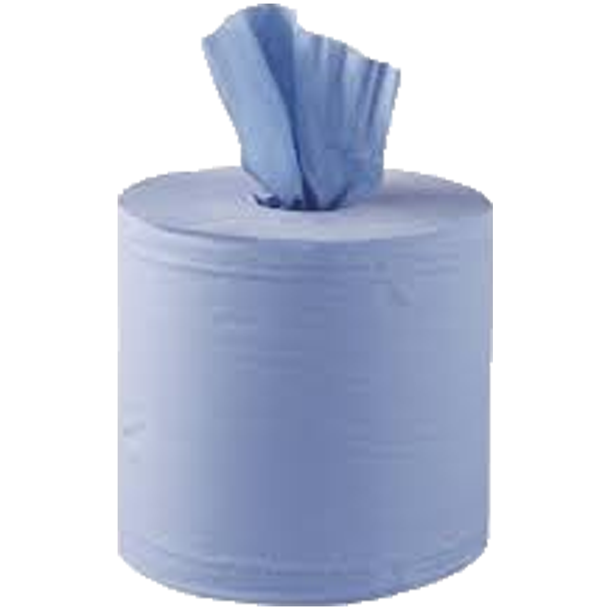 PLENTY OF BLUE ROLL AND LOO ROLL IN STOCK