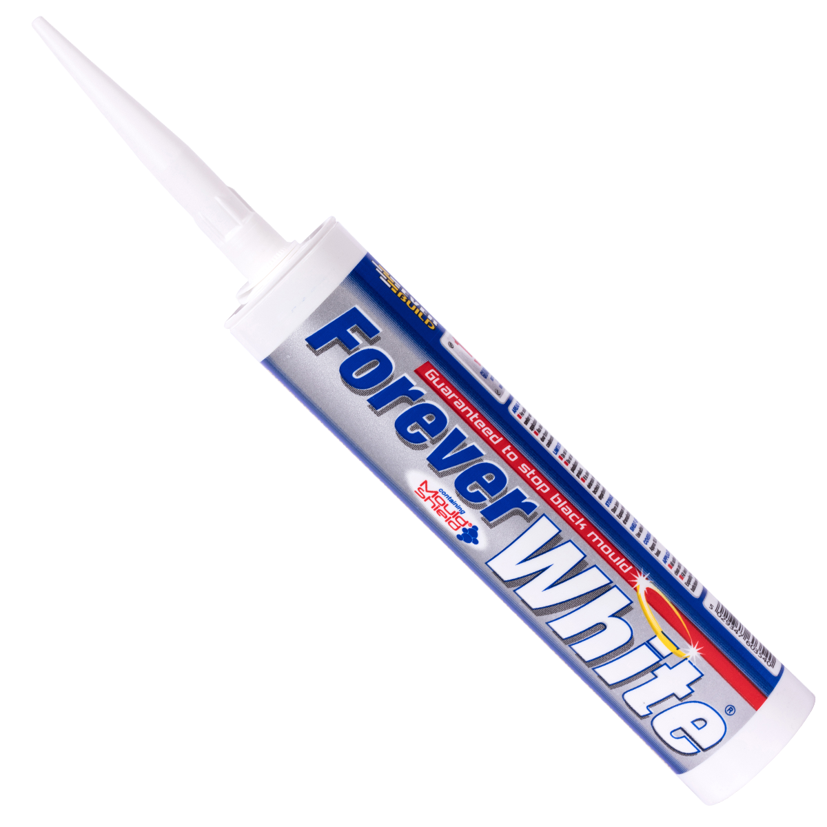 Whether you're fixing a leak or preventing bathroom mould, we have the right silicone sealant in stock for you.