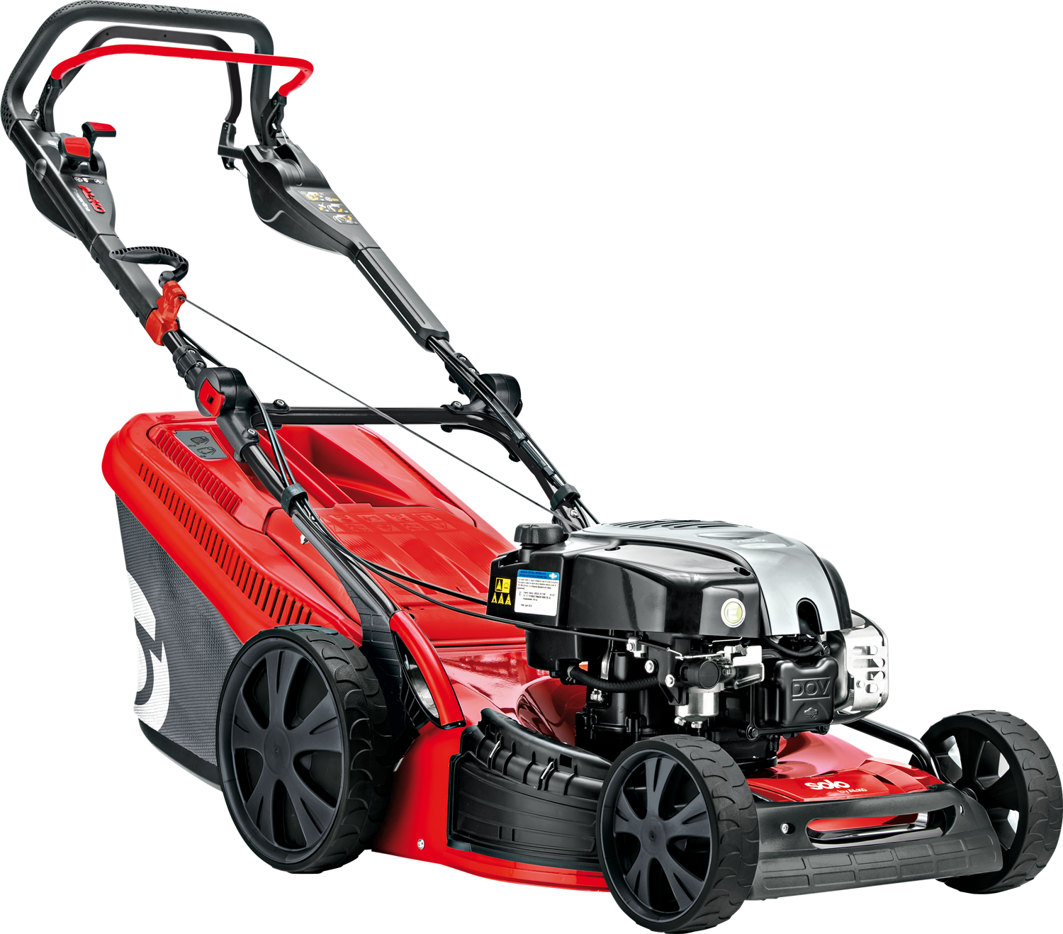 GOOD RANGE OF LAWN MOWERS IN STOCK AND READY TO MOW
