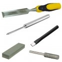 Chisels, Punches & Sharpening