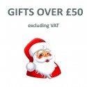 Gifts £50+