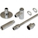 Chrome Plated Gas Fire Fittings