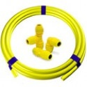 MDPE Gas Pipe & Fittings