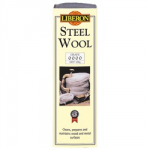 STEEL WOOL 0000 SUPER FINE     250G LIBERON