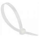CABLE TIES 200 X 4.6MM NATURAL