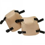 KNEE PADS LEATHER HEAVY DUTY