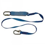 SAFETY LANYARD 2M SHOCK ABSORB 075352 TRACTEL