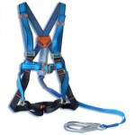 SCAFFOLD FALL ARREST HARNESS   KIT HT31 TRACTEL