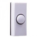 BELL PUSH WHITE 7910 BYRON