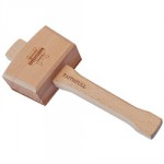 WOOD MALLET 4.1/2""