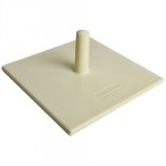 PLASTERERS HAWK 330MM X 330MM  PLASTIC FAITHFULL