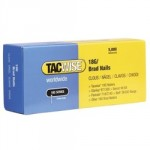 BRAD NAILS 18G X 25MM PACK OF  1000 TACWISE 180/25MM TAC0361