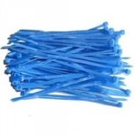 CABLE TIES 100 X 2.5MM BLUE