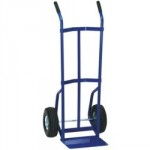SACK TRUCK HEAVY DUTY 300KG    PNEUMATIC WHEELS
