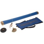DRAIN RODS SET COMPLETE WITH 3 FITTINGS STANDARD 1471