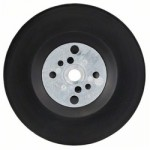 BACKING PAD RUBBER 115MM M14   2608601005 BOSCH