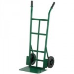 SACK TRUCK SOLID TYRED 250KG   COURIER ST/250/S8
