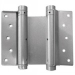 "DOUBLE ACTION SPRING HINGE 4""  (SINGLE)"