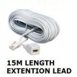 TELEPHONE 15M EXTENSION