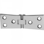 COUNTERFLAP HINGE POLISHED     CHROME 38MM SINGLE