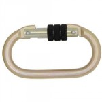 KARABINER SCREW LOCK SAFETY    HARNESS HSFA50101