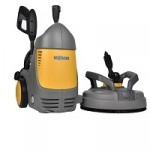 PRESSURE WASHER 140 BAR 240V & PATIO CLEANER 7920 & 7922 HOZE