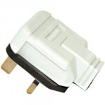13A WHITE HEAVY DUTY PLUG      HDPT13W