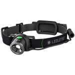 RECHARGEABLE HEAD TORCH MH10 501513 LED LENSER