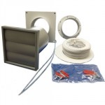 TUMBLE DRYER VENT KIT MAN41703
