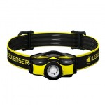 HEAD TORCH RECHARGEABLE 400    LUMENS IH5R 502025 LED LENSER