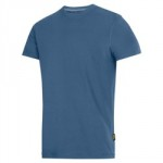 T SHIRT LARGE 1700 BLUE OR     5800 GREY 2502 SNICKERS