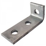 CHANNEL 90DEG ANGLE BRACKET    2 X 1 HOLE GB09