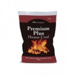PREMIUM HOUSE COAL 25KG        TREBLES
