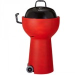 POD KETTLE BARBECUE RED