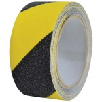 ANTI SLIP TAPE BLACK / YELLOW 5 METRE ROLL