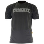 T SHIRT MEDIUM EASTON PWS      BLACK  DEWALT