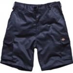 "SHORTS 34"" NAVY WD834          DICKIE"