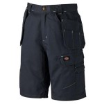 "SHORTS 32"" GREY HOLSTER POCKET WD802 DICKIE"