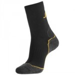 SOCKS BLACK 9202 0418          SNICKERS