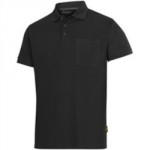 POLO SHIRT BLACK 2708 0400 XL  CLASSIC SNICKERS