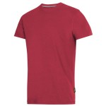 T SHIRT MEDIUM 1600 RED        2502 SNICKERS