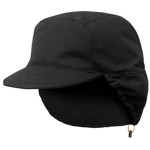 CAP WINTER SHELL BLACK 9008    0400 LARGE / XL SNICKERS