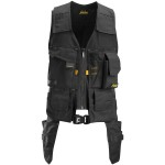 TOOL VEST BLACK 4250 0404      LARGE ALLROUNDWORK SNICKERS
