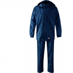 WET SUIT JACKET & TROUSER XXL  NAVY WATERPROOF